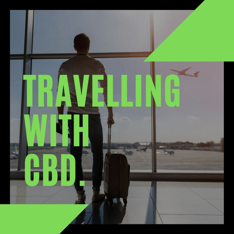 Can I travel to other countries with CBD