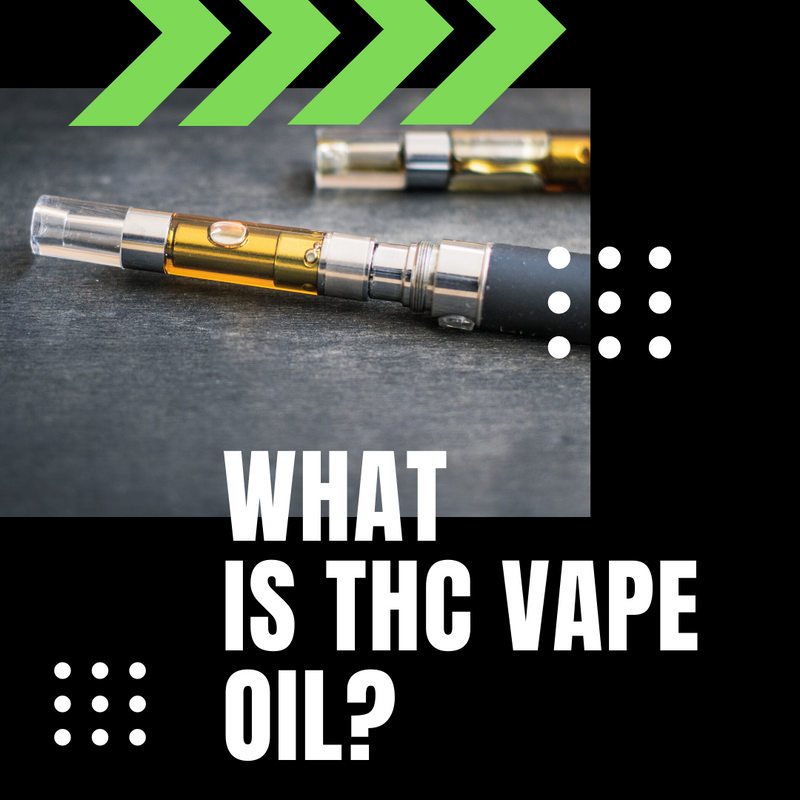 What is THC vape oil? Features of vape with THC and CBD