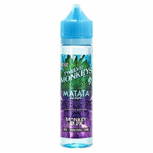 Matata Iced e-liquid by Twelve Monkeys