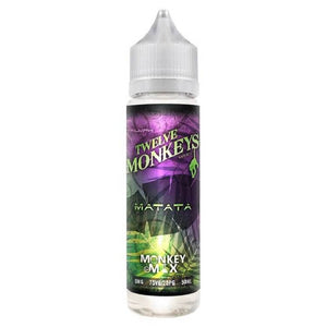 Matata e-liquid by Twelve Monkeys
