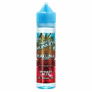 Hakuna Iced e-liquid by Twelve Monkeys