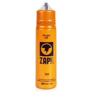 Ginger Ale | ZAP! Juice | 50ml Shortfill