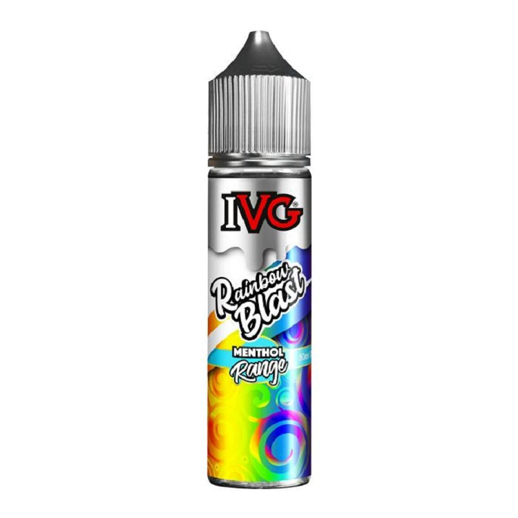 Rainbow Blast e-liquid by IVG