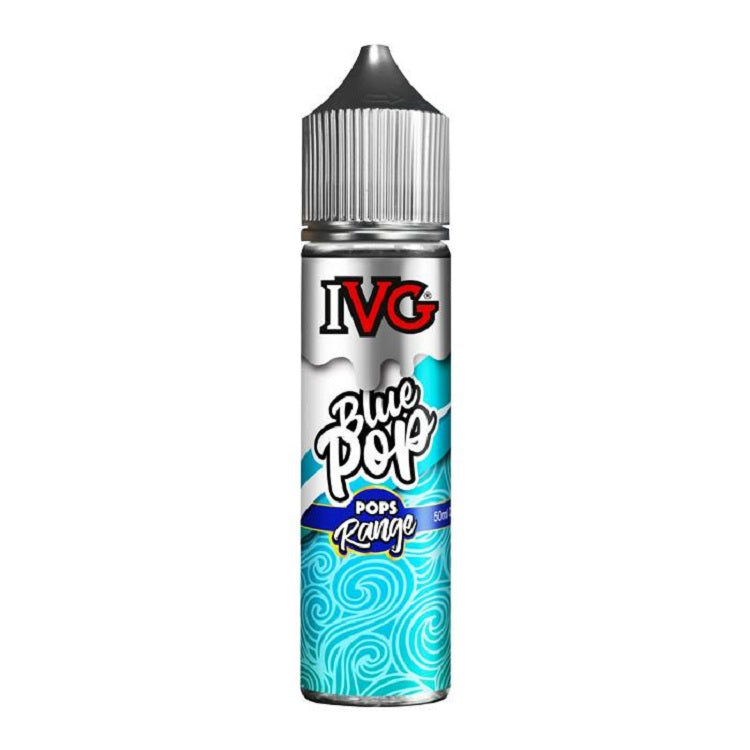 Blue Lollipop e-liquid by IVG
