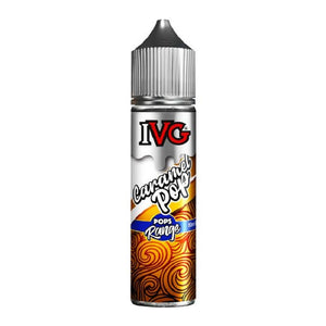 Caramel Lollipop e-liquid by IVG