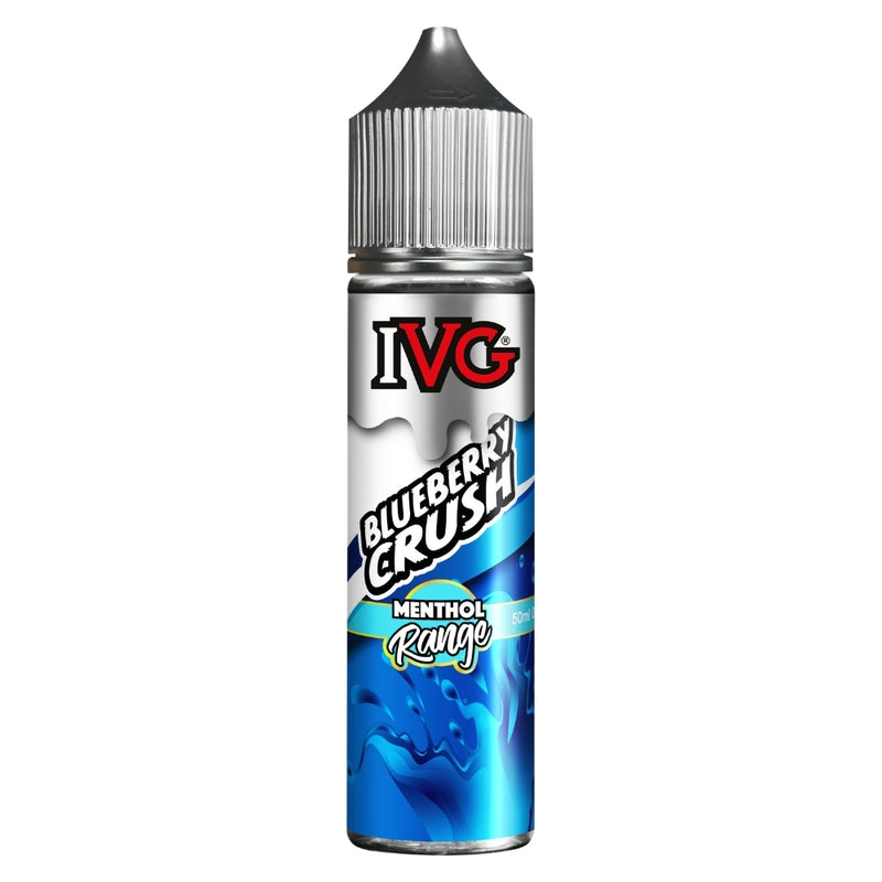 Blueberry Crush e-liquid by IVG
