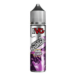 Apple Berry Crumble e-liquid by IVG