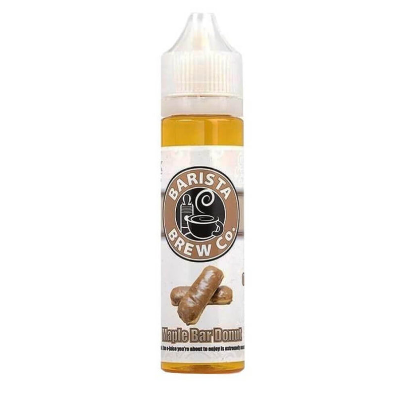 Maple Bar Donut e-liquid by Barista Brew Co