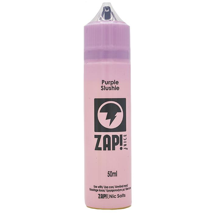 Purple Slushie e-liquid by ZAP! Juice