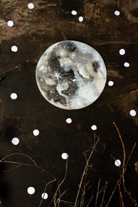 The Snow Moon in February - Mini Moon Rituals