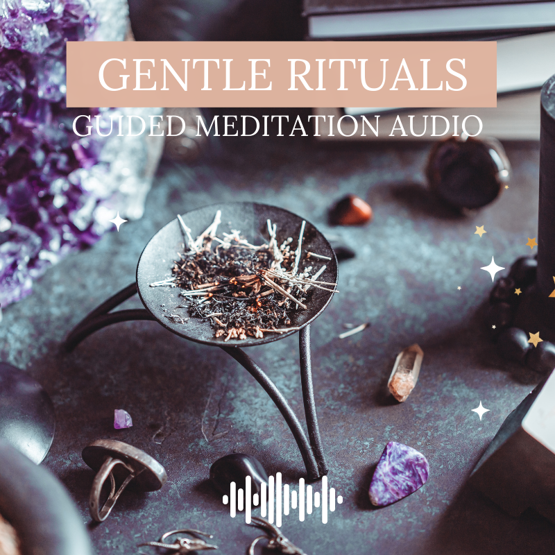 Gentle Rituals Guided Meditation Audio