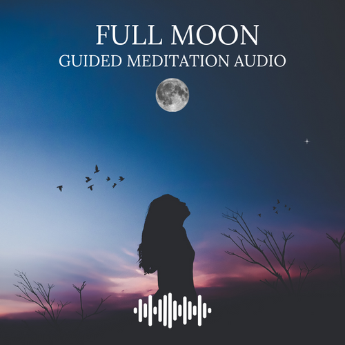 Full Moon Guided Meditation Audio