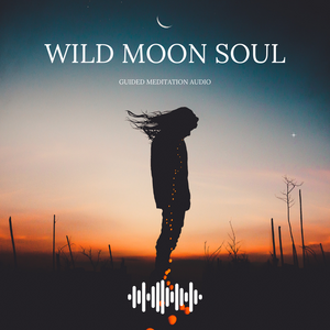 Wild Moon Soul Guided Meditation Audio