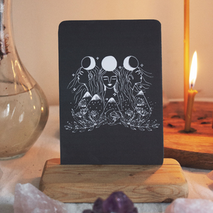 Remaining Pre-Order Moon Ritual Altar Cards