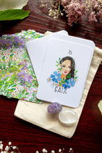 Moon Goddess Altar Cards
