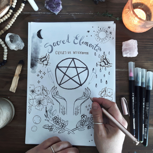 Sacred Elements Downloadable Workbook