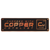 Charged Copper Catalyst Decal