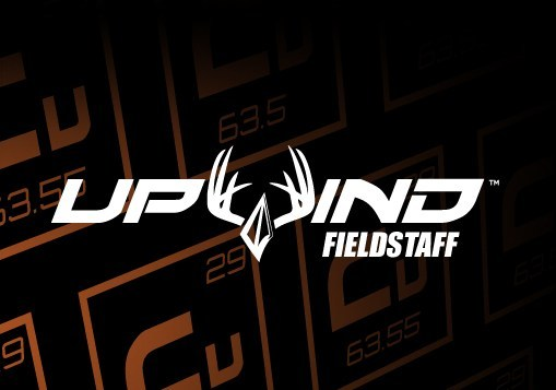 Upwind Field Staff Decal