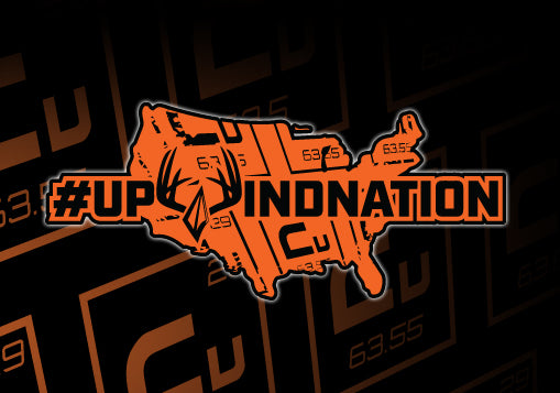UpwindNation Decal- 6""