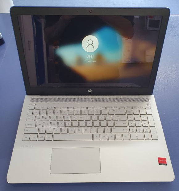 A9 HP Pavilion 15 SSD Touch Entry Gamer