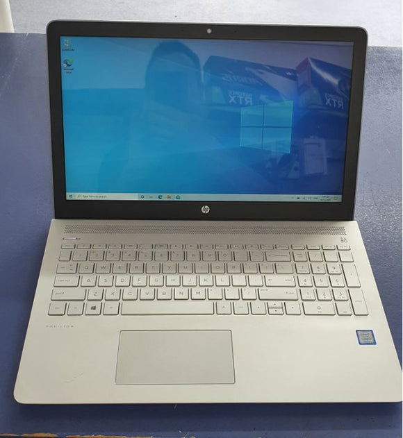 i7 HP Pavilion 15 SSD Touch