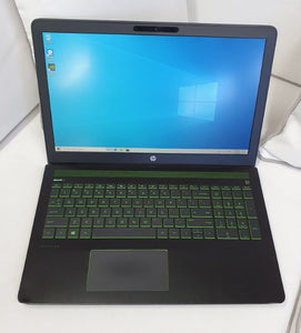 i7 HP Pavilion 15-cb023tx SSD Hi End Gamer