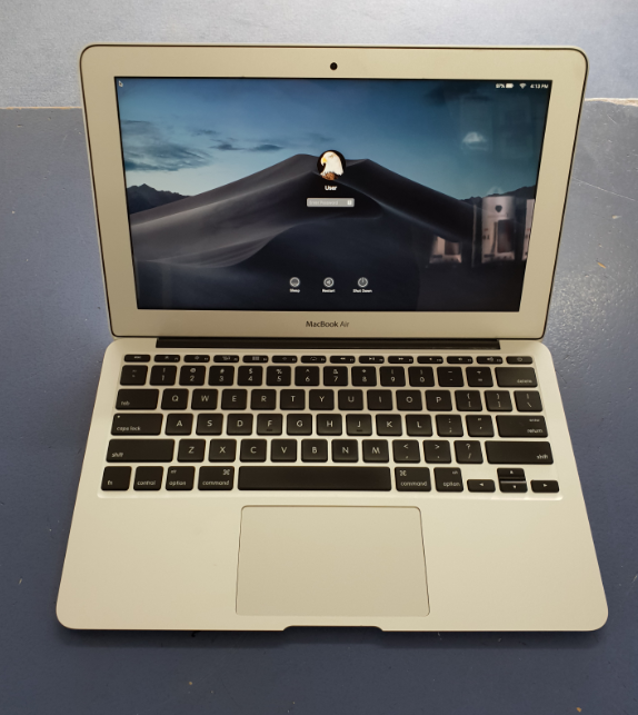 A1465 Apple Macbook Air 2015 11