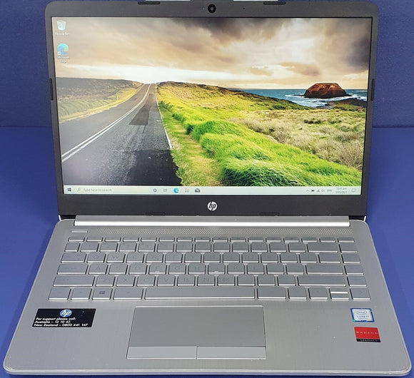 HP i7 8th Gen 14s-0075tx