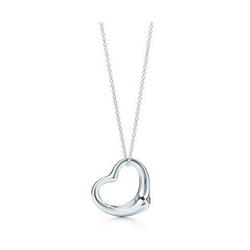 New Popular High-end Jewelry Silver Jewelry Necklace