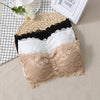 Ladies Strapless Lace Wrapped Bra