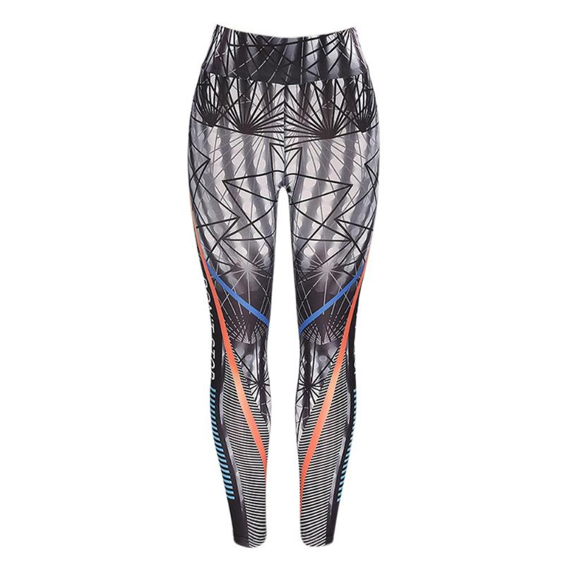 Ladies Yoga and Workout High Waist Leggings