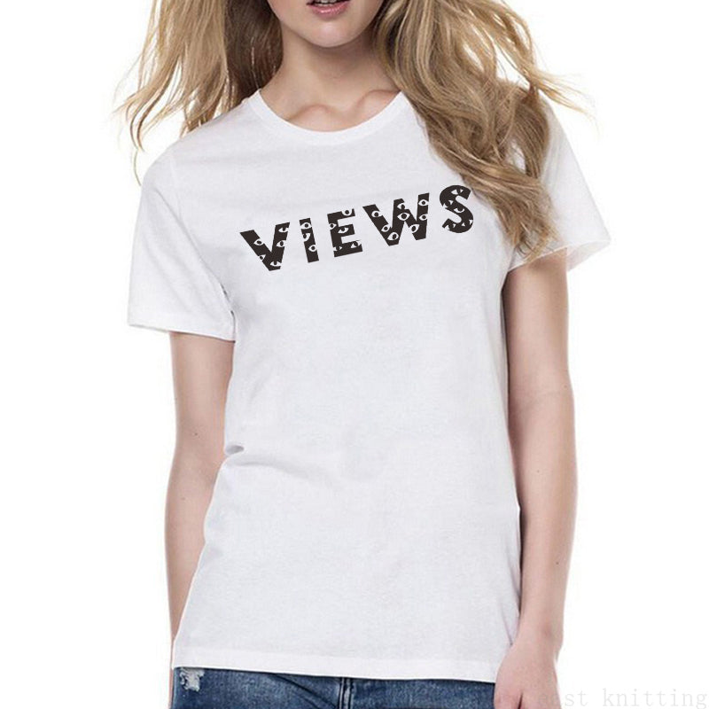 H1145 Ladies and Teens Casual Tee Shirt