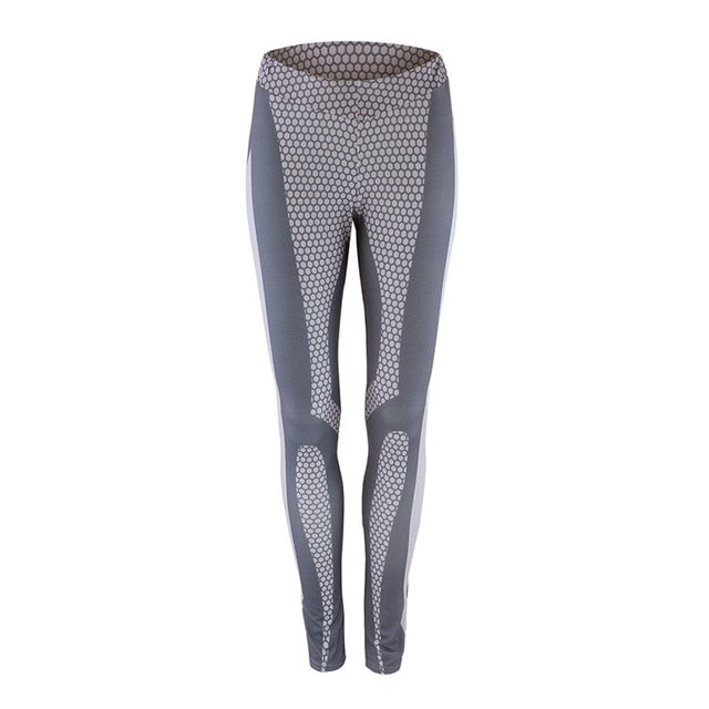 Ladies Quick Drying Yoga and Workout Leggings  F1