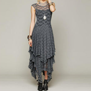 HEE GRAND Summer Maxi Vintage Lace  WQS2197
