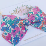 Poppy and Daisy liberty of London bows