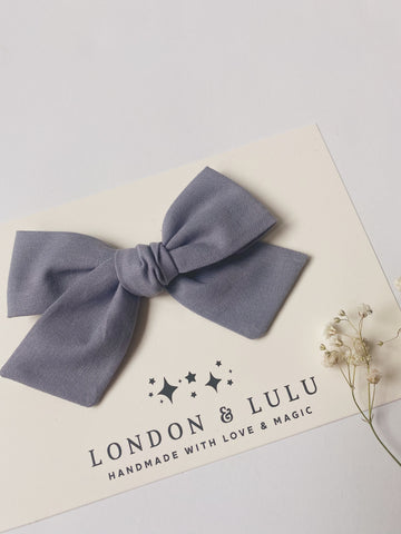 Steel solid cotton bows