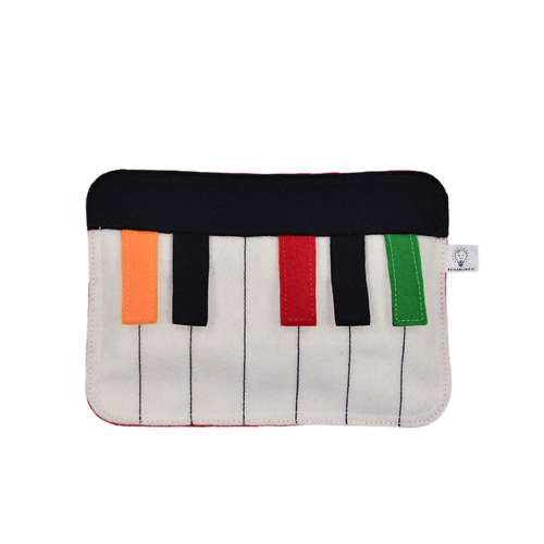 Audio-visual toy - PIANO