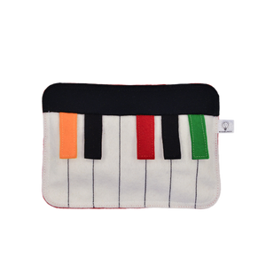 Applique for clothes and backpacks - PIANO