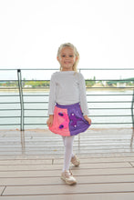 Load image into Gallery viewer, 3D SET - Rosa & lila skirt with 3D Toy