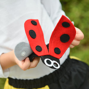 3D Toy - LADY BUG