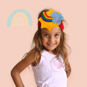 Red ROLE PLAY Head-bands