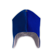 Load image into Gallery viewer, Winter Cap - BLUE & TURQUOISE
