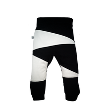 Load image into Gallery viewer, Black and White Trousers - Triangles