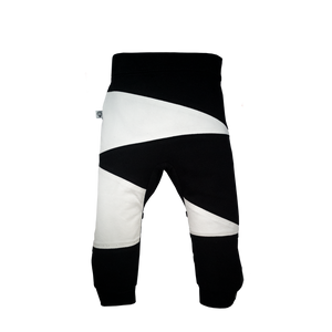Black and White Trousers - Triangles