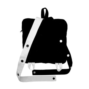 3D SET - Square Backpack with 3D TOY