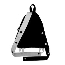 Load image into Gallery viewer, Wear & Play - Triangle Backpack with a TOY