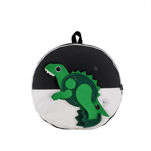 DINO SET - Circle Backpack with DINO TOY