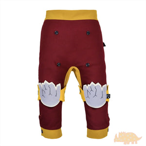 DINO KNEE PADS SET - Trousers duo colori