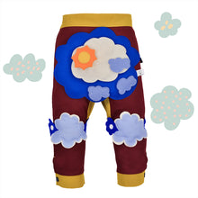 Load image into Gallery viewer, STORMY SET - Trousers duo colori - Bordeaux love