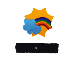 Black ROLE PLAY Head-bands
